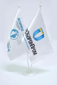 Друк на прапорцях