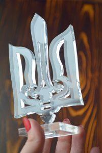 Акрилова статуетка, нагорода