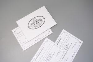 Подарункові сертифікати