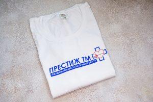 Принт на футболках